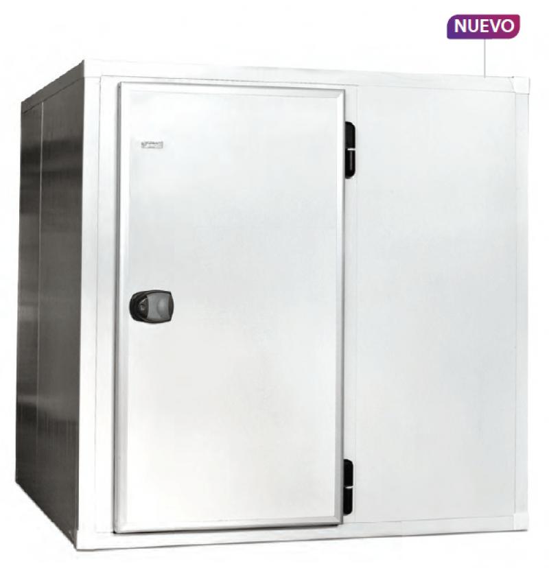 Cámara frigorífica panelable S8 2580 X 2980 X 2580 H Eurofred