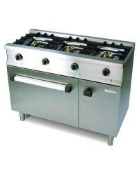 Cocina cafeteria serie 550