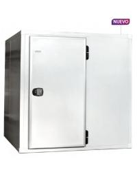 Cámara frigorífica panelable S8 2580 x 2980 x 2180 H Eurofred
