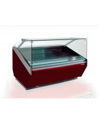 Vitrina Expositora Pastelería Lounge Bar Serie Coral Infrico VCB 18 R
