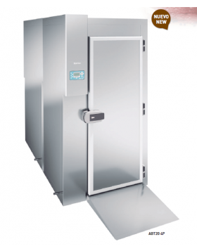 Abatidores y congeladores de temperatura infrico ABT 20 Niveles Dobles
