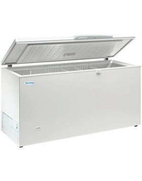 Arcon congelador de tapa abatible Infrico HF I Cuba Inox