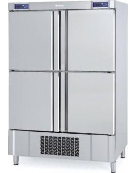 Armario refrigeración y congelación Infrico Serie Nacional 1000 L, AN 1004