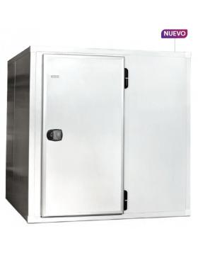 Cámara frigorífica panelable 2180 x 2180 x 2180 Eurofred