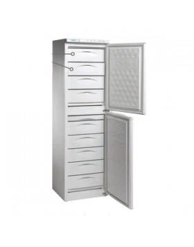 Congelador vertical infrico CV 330 de 9 cajones