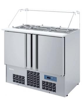Mesa refrigerada para Ensalada Infrico ME 1000 KB