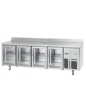 Mesa refrigerada Puertas cristal Infrico BMGN 2450 CR