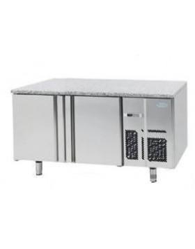 Mesa refrigerada pastelería Euronorma central Infrico MR 1620 PDC