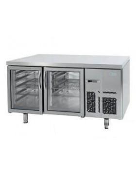 Mesa refrigerada pastelería Euronorma central Infrico MR 1620 PDCR
