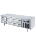 Mesa snack gastronorm Infrico MSG 2000
