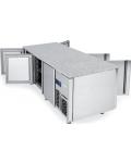 Mesa refrigerada de pastelería Euronorma central Infrico MR 2190 PDC