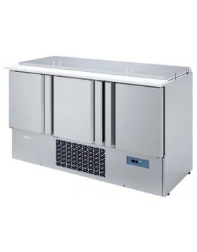 Mesa refrigerada para Ensalada ME 1003 BAN Infrico