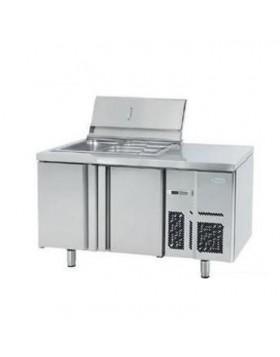 Mesa refrigerada para Ensalada ME 1470 2P Infrico