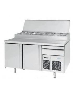Mesa refrigerada para pizza Infrico MP 1740