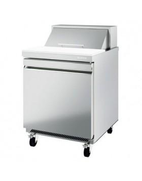 Mesa Infrico UNDERCOUNTER preparación ensaladas/sandwiches UC 27 P